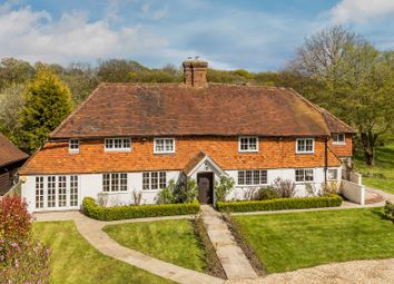 Thumbnail 8 bed detached house for sale in Rookery Farm, Rookery Hill, Outwood, Surrey