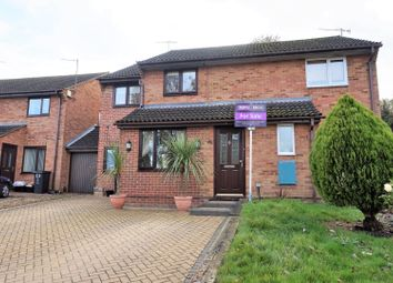 Thumbnail 3 bedroom semi-detached house for sale in Pennycress Close, Swindon