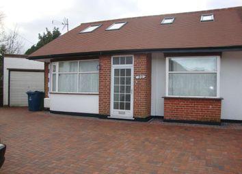 Thumbnail 4 bed semi-detached bungalow to rent in Randon Close, Harrow