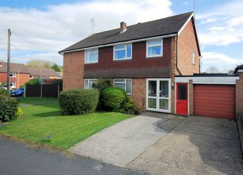 Thumbnail 3 bed semi-detached house for sale in Bryants Acre, Wendover, Buckinghamshire