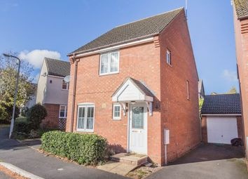 Thumbnail 3 bed detached house for sale in Dairy Way, Irthlingborough, Wellingborough
