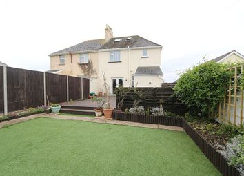 Thumbnail 4 bed semi-detached house for sale in 24, Barton Lane, Braunton, Devon