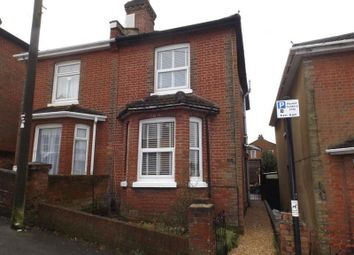 Thumbnail 3 bedroom semi-detached house to rent in Lake Road, Woolston, Southampton
