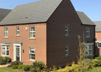 4 bed detached house for sale in Pochard Close, Forest Town, Mansfield NG19