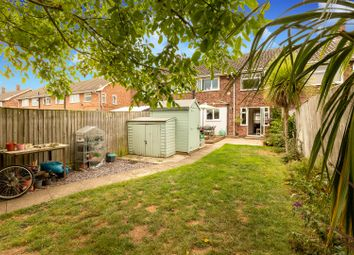 3 bed terraced house for sale in Bentley Close, Lillington, Leamington Spa CV32