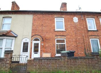 Thumbnail 2 bed terraced house to rent in Newton Road, Rushden, Northants