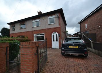 Thumbnail 3 bed semi-detached house to rent in Beechwood Crescent, Astley, Tyldesley, Manchester