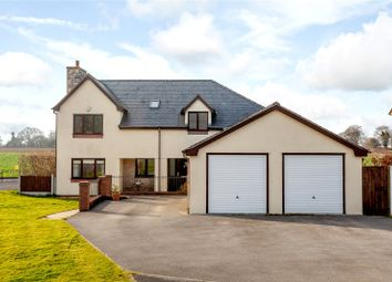 Thumbnail 5 bed detached house for sale in Cae Eithin, Lixwm, Flintshire