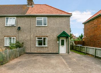 Thumbnail 3 bedroom semi-detached house for sale in The Avenue, Halesworth
