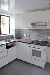 Thumbnail 1 bed flat to rent in Temple Close, Wadley Road, London
