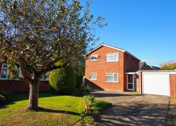 Thumbnail 3 bed detached house for sale in Melton Court, Hethersett, Norwich