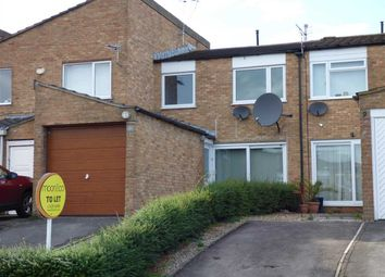 Thumbnail 3 bed terraced house to rent in Sycamore Avenue, Bulwark, Chepstow