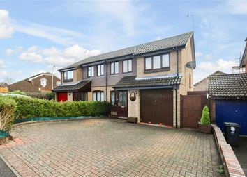 Thumbnail 3 bed semi-detached house for sale in Camton Road, Middleleaze, Swindon