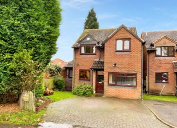 4 bed detached house for sale in Brooklea, Bedworth CV12