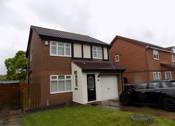Thumbnail 3 bed detached house to rent in Lockyer Close, Newton Aycliffe