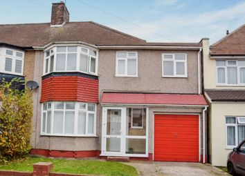 Thumbnail 4 bed semi-detached house for sale in Mayplace Road East, Bexleyheath