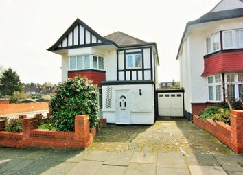 Thumbnail 3 bedroom detached house for sale in Elliot Road, Hendon