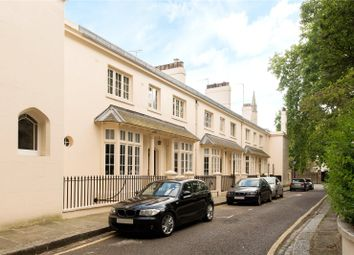Thumbnail 4 bed property for sale in Park Village West, Regent's Park, London