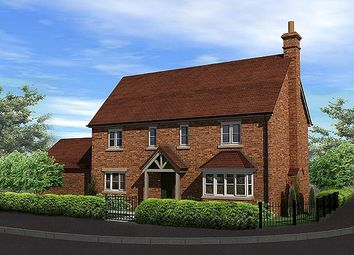 Thumbnail 4 bed detached house for sale in Irvine Gardens, St. Martins, Shropshire