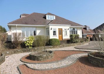 Thumbnail 4 bedroom detached bungalow for sale in Swansea Road, Penllergaer, Swansea