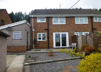 Thumbnail 4 bed property to rent in Hafod Cwnin, Carmarthen