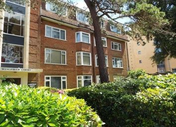 Thumbnail 1 bedroom flat to rent in Manor Road, Bournemouth