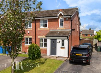3 bed semi-detached house for sale in Maplewood Close, Chorley PR7