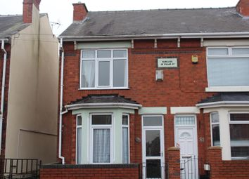 Thumbnail 3 bed semi-detached house for sale in Marlborough Road, Kirkby-In-Ashfield, Nottingham