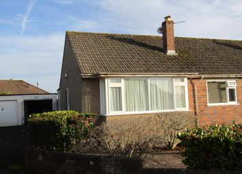 Thumbnail 2 bed bungalow for sale in Gard Close, Torquay