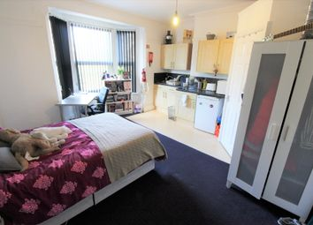 Thumbnail Studio to rent in Flat 6 Holyhead Road, Coundon