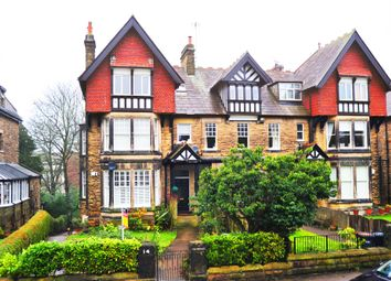 Thumbnail 2 bed flat to rent in Lancaster Road, Harrogate