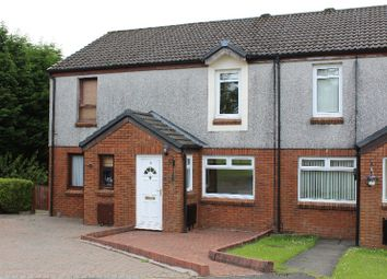Thumbnail 2 bedroom terraced house to rent in Ailsa Court, Hamilton, South Lanarkshire