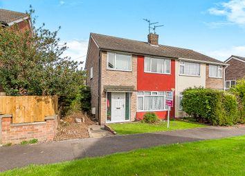 Thumbnail 3 bed semi-detached house for sale in Ashridge Walk, Yaxley, Peterborough