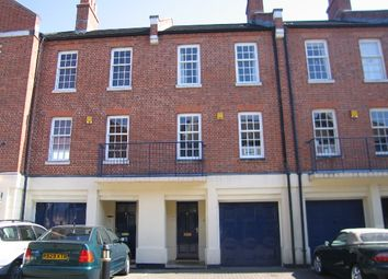 Thumbnail 3 bed town house to rent in Drakes Court, Quayside Walk, Marchwood, Southampton