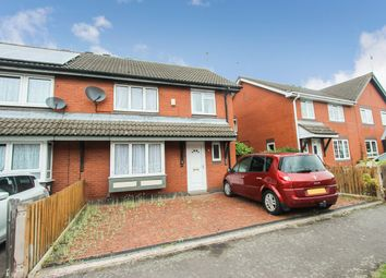 Thumbnail 3 bed semi-detached house for sale in Bainbridge Road, Leicester