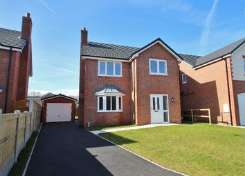 Thumbnail 4 bed detached house for sale in Alder Close, Alltami Road, Alltami