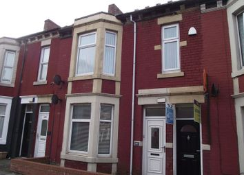 Thumbnail 3 bed flat to rent in Station Road, Wallsend