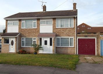 Thumbnail 3 bed semi-detached house to rent in Conway Avenue, Great Wakering, Southend-On-Sea