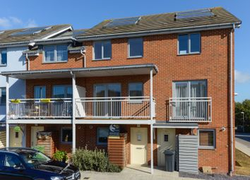 Thumbnail 3 bed town house to rent in Adams Drive, Ashford