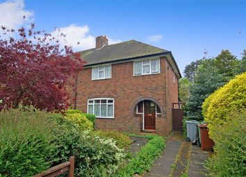 Thumbnail 3 bedroom semi-detached house for sale in Edinburgh Road, Congleton