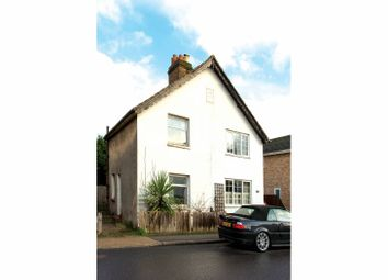 Thumbnail 2 bed semi-detached house for sale in Clayton Road, Hook, Chessington, Surrey