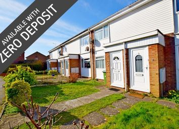 Thumbnail 2 bed terraced house to rent in Warblers Way, Bognor Regis