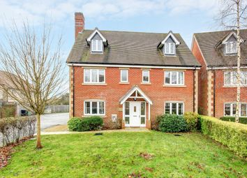 Thumbnail 6 bedroom detached house to rent in Orchard End, Chieveley, Newbury