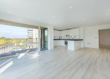 Thumbnail 3 bed flat to rent in Lakeside Drive, Ealing