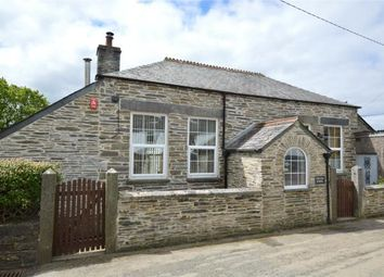 Thumbnail 3 bed detached house for sale in Quethiock, Liskeard, Cornwall