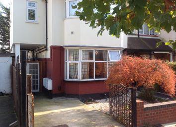 Thumbnail 1 bed maisonette to rent in Sevington Road, Hendon