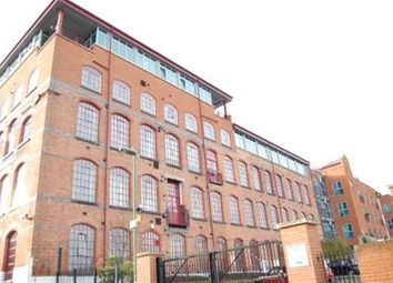 Thumbnail 2 bed flat for sale in Portland Road, Nottingham