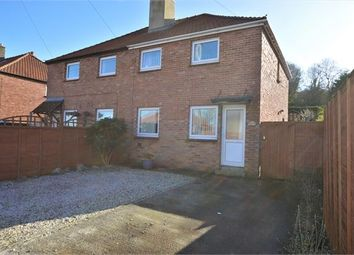 Thumbnail 3 bed semi-detached house for sale in Broadlands Avenue, Newton Abbot, Devon.