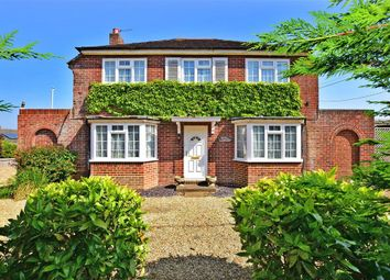 Thumbnail 3 bed detached house for sale in Summers Lane, Totland Bay, Isle Of Wight