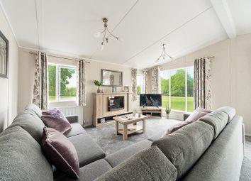 Thumbnail 2 bed lodge for sale in Sandholme Business, Sandholme Road, Gilberdyke, Brough